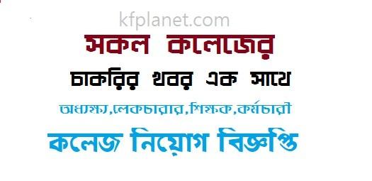 mirpur cantonment public school and college job circular